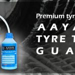 Premium Tyre Sealant - Aayami tyre tube guard