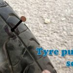 Tyre puncture solution - Aayami tyre tube guard